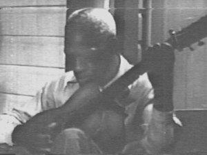 Felipe Rosario Goyco, Don Felo y su guitarra.