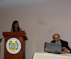 Yvonne Denis y Salvador Tió