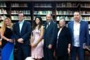 Delegación de Isla Negra autores reconocidos por la Fundación Corripios, Inc.