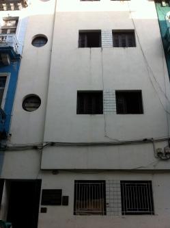En ese edificio vivió Julia de Burgos.