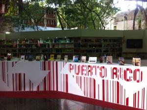 Pabellón de Puerto RIco en el Teatro Teresa Carreño