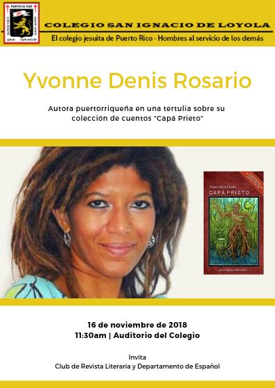 Yvonne Denis Rosario