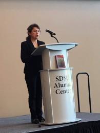 Presentacion de Yvonne Denis
